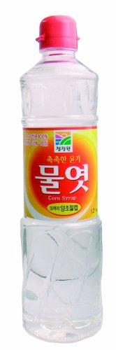 チョンジョンウォン 韓国水あめ 白 1.2kg