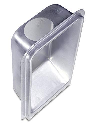 Dryerbox Model 425 DB-425 | New Construction 2x6 Walls - Venting up