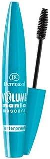 Dermacol Waterproof Volume Mania Mascara - 9 ml, Black