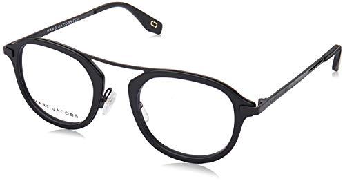 Marc Jacobs Brille (MARC-389 003) Acetate Kunststoff - Metall schwarz matt