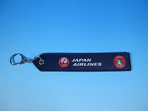 JALアマビエJET フライトタグ(ネイビー)
