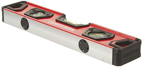 CRAFTSMAN Torpedo Level, 9-Inch (CMHT82390)