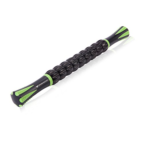 Why Choose PharMeDoc Muscle Roller Massage Stick - Self Myofascial Release Tool for Pressure Points,...