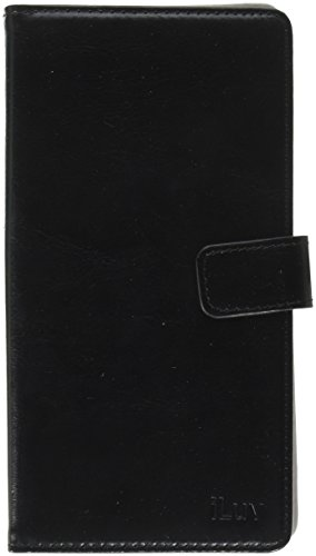 iLuv - Funda Universal para Agenda de 13,97 cm, Color Negro