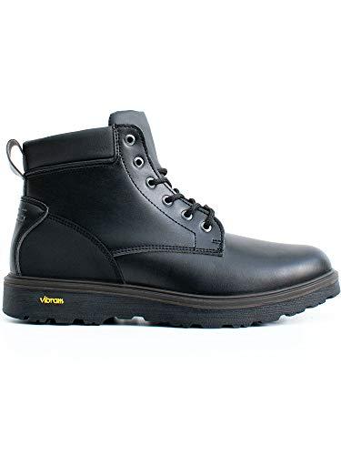 Will's Vegan Shoes Mujeres WVSport Impermeable Urban Botas Negro, color Negro, talla 38 EU