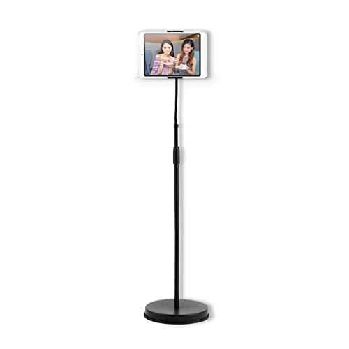 KHUY Multifunción Soporte para Movil, Soporte Telefono Flexible Soporte Mesa Movil, Soporte para Movil Mesa y Soporte Tablet para Cama Soporte Cama Tablet Selfie Stick con Base Estable