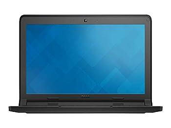 Dell Touchscreen Chromebook 11 3120 Intel Celeron N2840 4GB RAM 16GB eMMC SSD Storage Chrome OS Black  Renewed