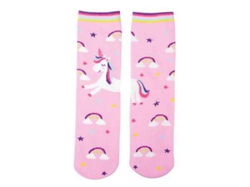 Coppenrath 16890 - Magic Socks Einhorn-Paradies, one Size (Gr.26-36)