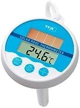 TFA Digital Termómetro de Piscina ( incl. Batería) Blanco Azul 301041