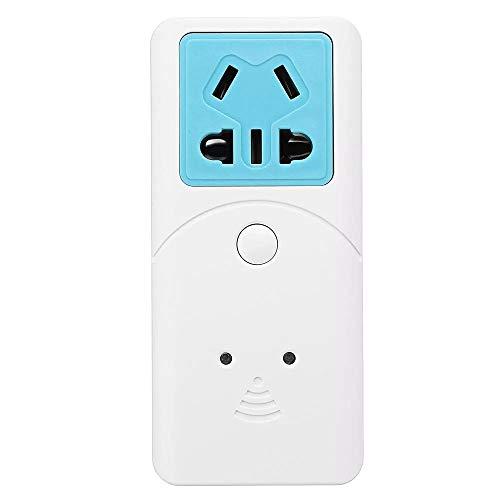 Verwisselbare Accessoires LDTR-WG0282 10A / 2200W AU Plug Radio Remote Control Smart Socket Phone App Controle WIFI Smart Home robotachtige Socket