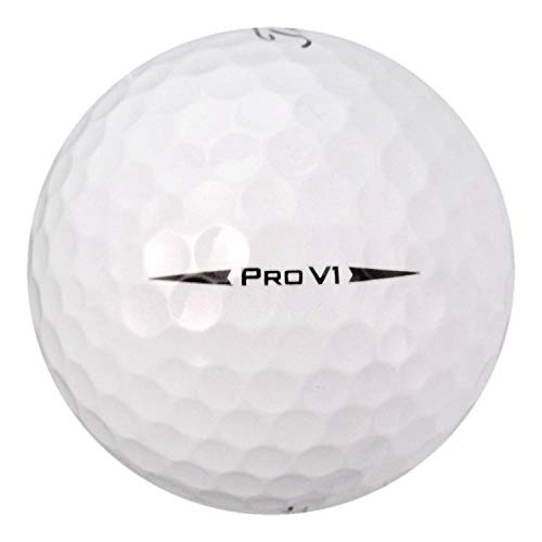 Great Deal! Pro V1 2018 Mint/AAAAA Recycled (Used) Golf Balls (100 Pack)