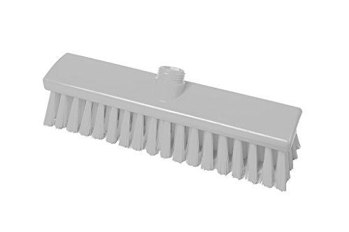Maya Professional Tools 15023-1 Mittelharter Besen FBK/Lebensmittelhygiene, 300 mm x 60 mm, Weiß