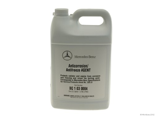 GENUINE MERCEDES MB Genuine Antifreeze
