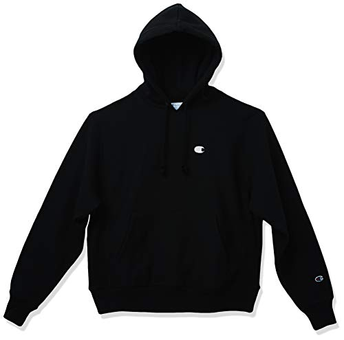 Champion Life - Sudadera con capucha para hombre, Black, XXX-Large