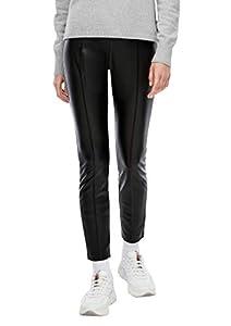 Q/S designed by - s.Oliver Damen 510.10.009.18.183.2043799 Leggings, Black, 44/30