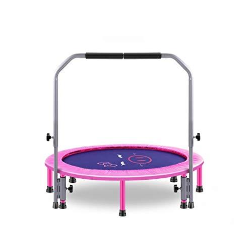 40 niños plegables portátiles de' fitness-trampolín de salto Deportes Cama for uso interior y exterior-Jump instructor principal Children's cubierta entrenamiento de la aptitud Sentido padre-hijo, de