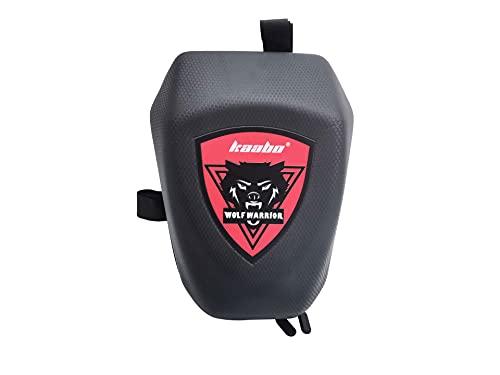 SPEDWHEL Original Kaabo Wolf Scooter bolsa portátil colgante cabeza bolsa para Kaabo Wolf Warrior Wolf King Kickscooter 4L bolsa Accesorios
