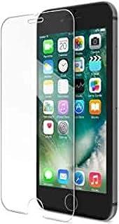 [عبوتان]، لآيفون 7 بلس، آيفون 8 بلس، مقاس 5.5 بوصة، واقي الشاشة، فيلم واقي شفاف من الزجاج المقسى، (قطعتان، آيفون 7 بلس)