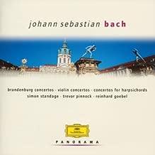 バッハ作品集(1):ブランデンブルク協奏曲(全曲)/ヴァイオリン協奏曲第1・2番 他