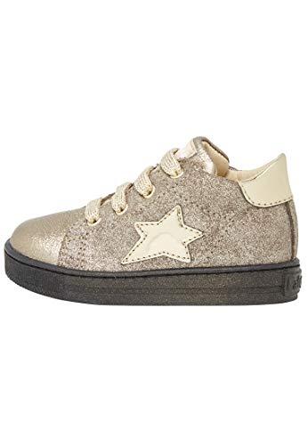 Falcotto Sirio-Sneaker-Platin Gold 19