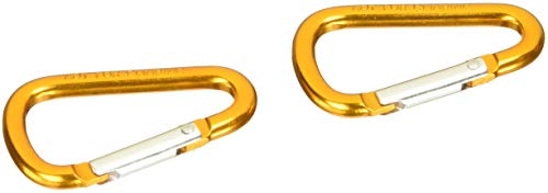 Coghlan's - Mini mousquetons - 2 Pièces - 0,6x6 cm - Aluminium