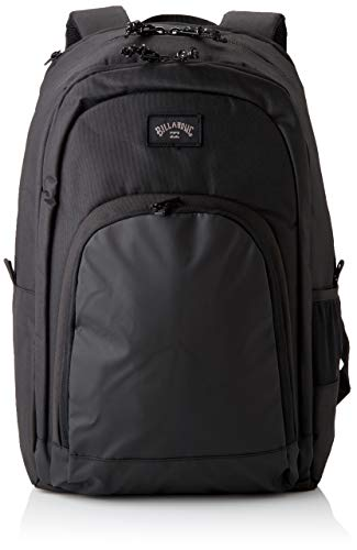 BILLABONG Unisex_Adult Command Pack Backpack, Black (Stealth), Taille Unique