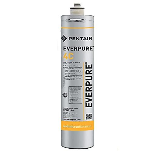 Filtro acqua Everpure 4C per impianti depurazione bar, casa, ristoranti