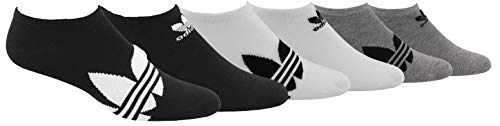 adidas Originals Men's Trefoil Superlite No Show S...