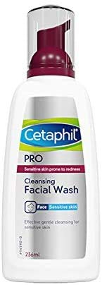 Cetaphil PRO Sensitive Cleansing Facial Wash | 236 ml | for Redness or...