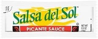 Salsa del Sol Picante Sauce Packets - 1/2 oz. (25 ct.)