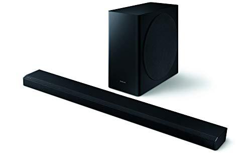 Samsung HW-Q800T - Barra de sonido y TV, color negro