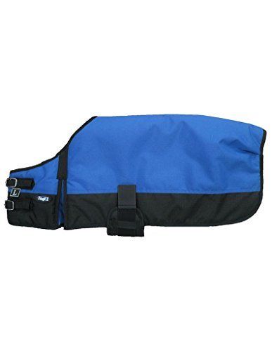 Tough 1 600D Dog Blanket Royal Blue Medium