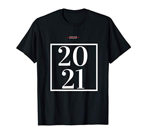 Scratch 2020 Feliz Año Nuevo 2021 Camiseta