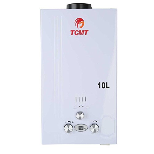 Tengchang 10L 2.6 GPM LPG Gas Propane Tankless Water Heater