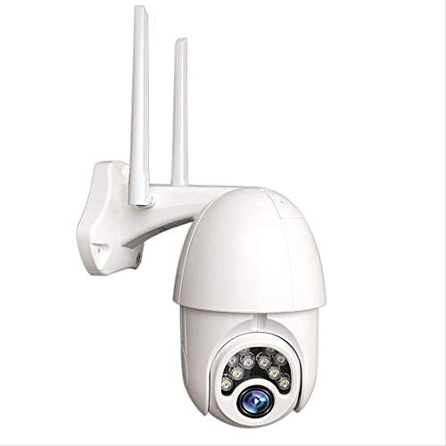 Kabellose Netzwerk-Kamera, WLAN, HD, mit Nachtüberwachungsgerät, wasserdicht, für den Innen- und Außenbereich