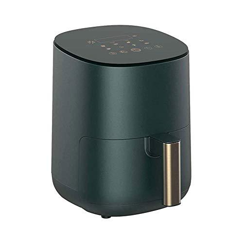 NCRD 2.5L Freidora de Aire, Fryers de Aire Caliente eléctrico Oilless Cooker con 8 presets, Pantalla táctil LCD Digital, Canasta Antiadherente, 1400W