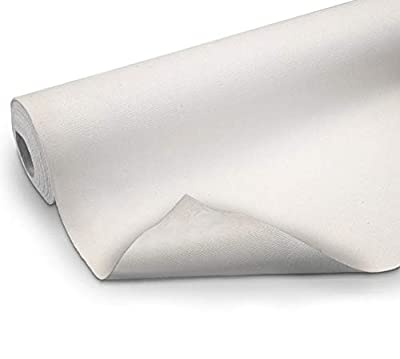 "VViViD Double Primed Cotton Canvas 36"" Wide Roll Choose Your Size!"
