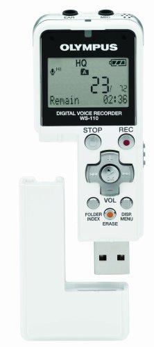 Olympus WS-110 WMA Digital Voice Recorder