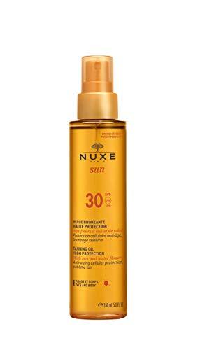 Nuxe Sun Tanning Oil, 2er Pack (2 x 150 ml)