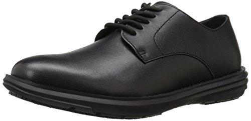 Dr. Scholl's Shoes Men's Hiro Work Shoe, Black, 12 W US