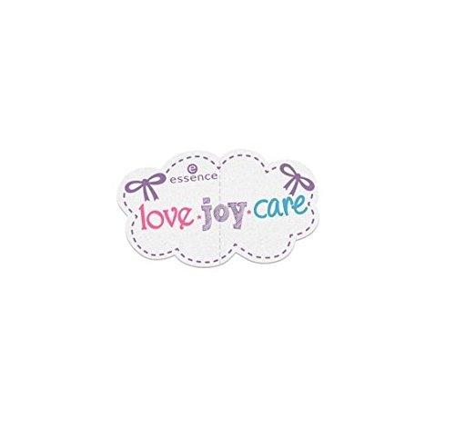 Essence Love Joy care Lime à ongles à partager (pour deux) pour des ongles parfaits, 01 Sharing is caring.