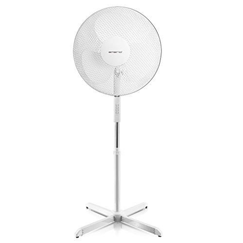 Emerio Stand-Ventilator,40cm,3 Geschw,3 Blätter,125cm
