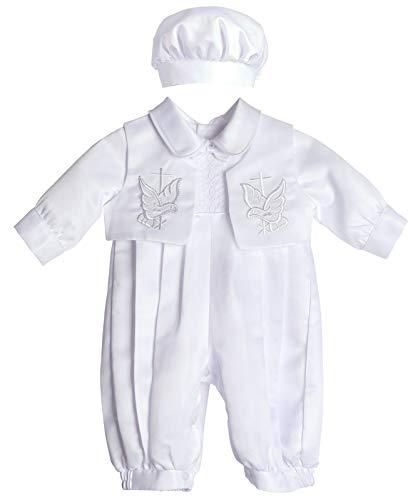 Recopilación de Ropa de bautizo para Bebé del mes. 18