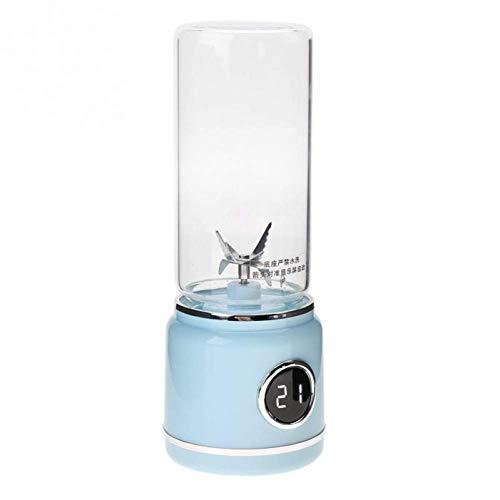 MYZ Multi-Funktions-Entsafter, Portableusb-Rechargable Entsafter Multi-Funktions-Elektro-Saft Cup Home Tragbarer Juice Cup Mini Fruit Juicer