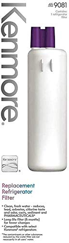 Knmore Refrigerator Water Filter 9081, 1-Pack