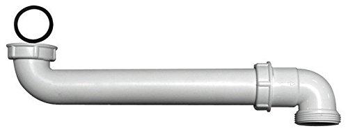 Raumsparablaufbogen | 90 Grad | Für Spülengeruchsverschluss | Küchenspüle