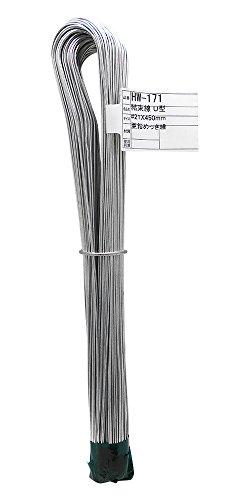 WAKI 結束線 U型 #21X450mm HW-171