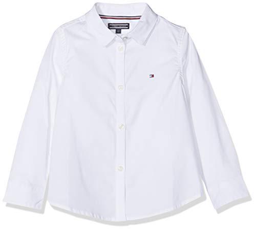 Tommy Hilfiger Dziewczęca bluza ze stretchem L/S