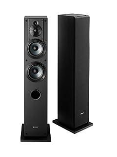 Sony SSCS3 3-Way Floor-Standing Speaker (Single) - Black (B00O8YLL8E)   Amazon price tracker / tracking, Amazon price history charts, Amazon price watches, Amazon price drop alerts