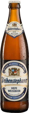 Weihenstephan Hefe Weissbier 12 Flaschen x0,5l
